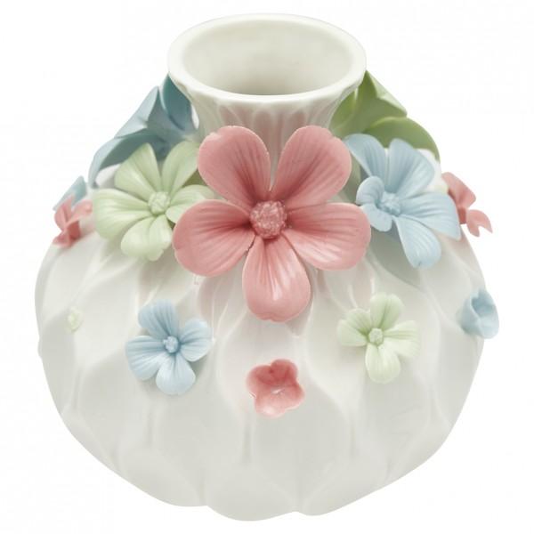 Greengate Vase Daisy multicolor