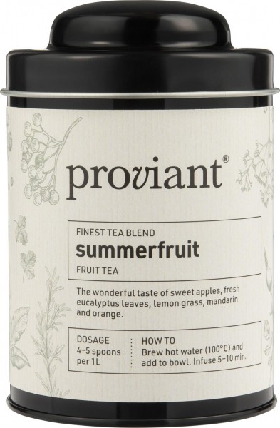Ib Laursen Früchtetee Summerfruit in Dose