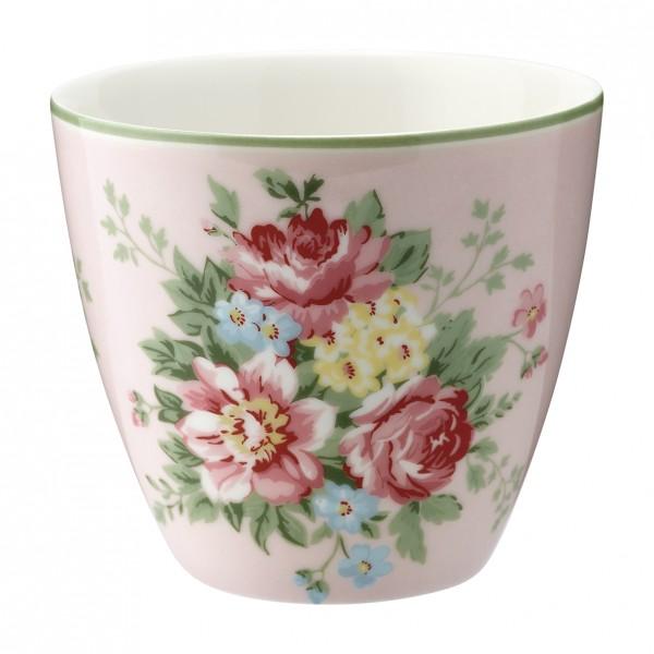 Greengate Latte Cup Aurelia Pale Pink