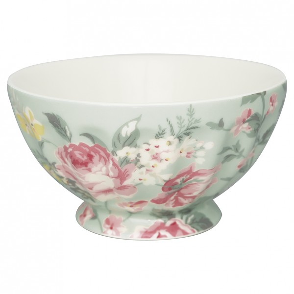 GreenGate Schale / French Bowl Josephine Pale Mint, xlarge