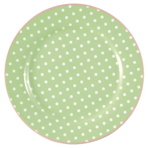 Greengate Teller Spot Pale Green