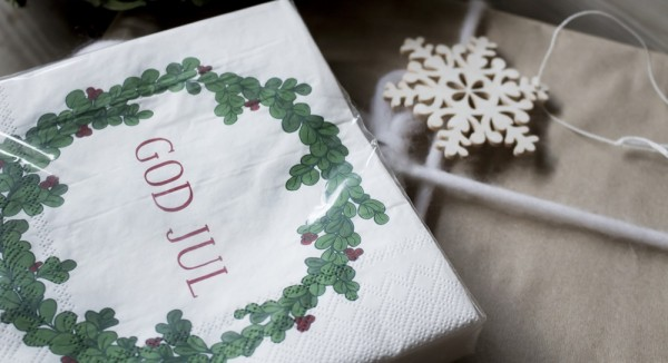 Storefactory Papierserviette God Jul