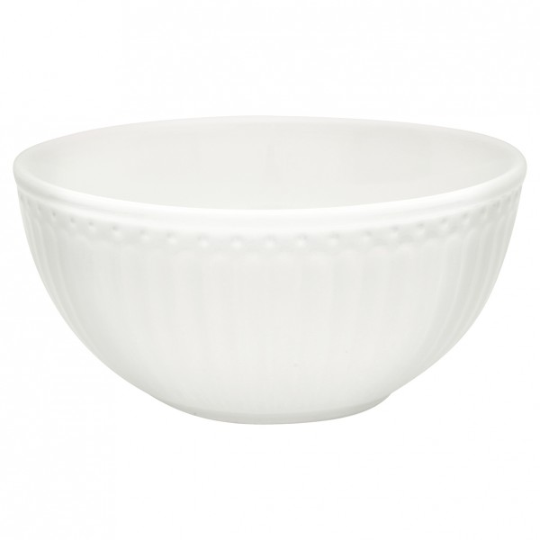 Greengate Schale / Cereal Bowl, Alice White