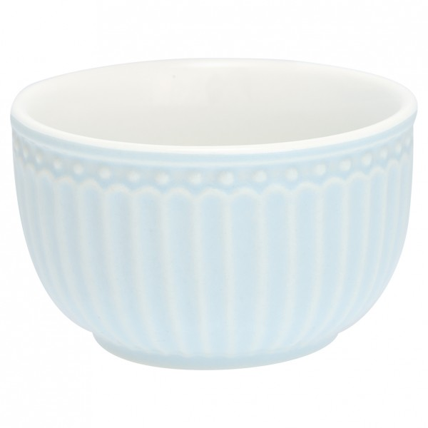 Greengate Schale / Mini Bowl, Alice Pale blue
