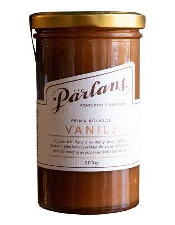 Pärlans Konfektyr Vanilj, Karamellsauce, 300 g