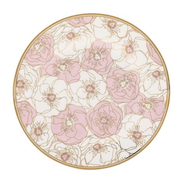 Gate Noir Teller Flori Pale Pink