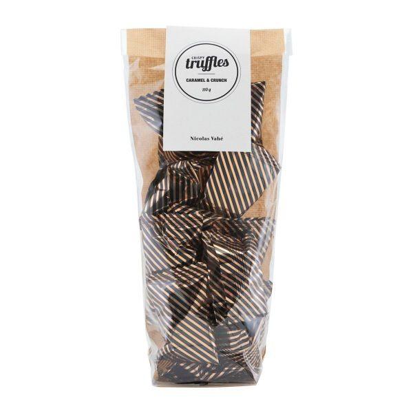 Nicolas Vahé, Schokoladentrüffel Karamell & Crunch