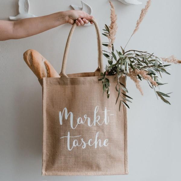 Eulenschnitt Shopper Markttasche