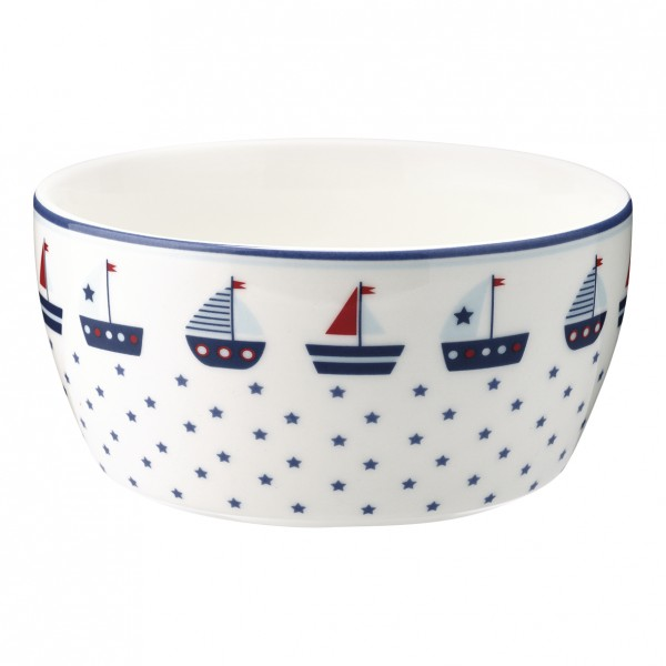 GreenGate Kids Bowl / Schale Noah Blue