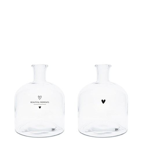 Bastion Collections Flasche Beatiful Moments / Herz, klein