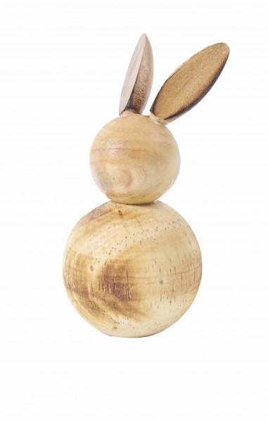 Häschen aus Holz, klein