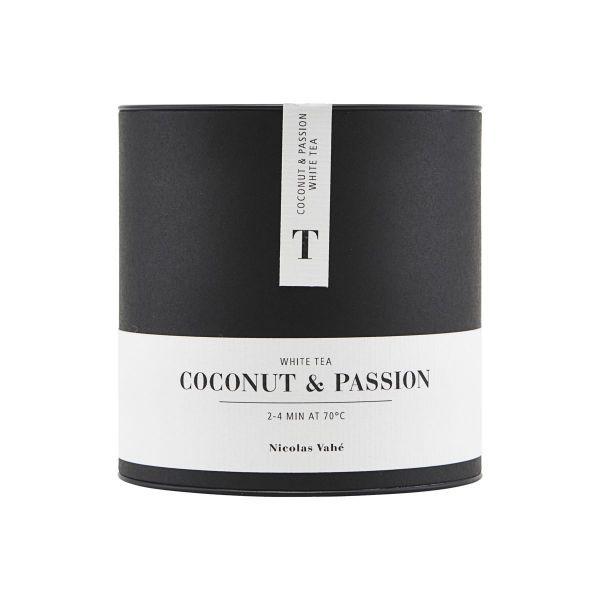Nicolas Vahé, Weißer Tee Coconut & Passion