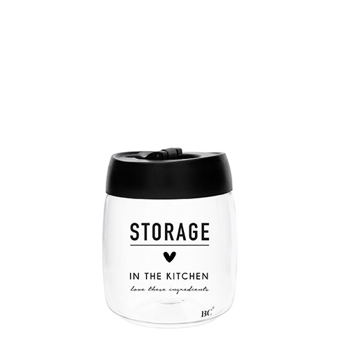 Bastion Collections Vorratsglas Storage, klein