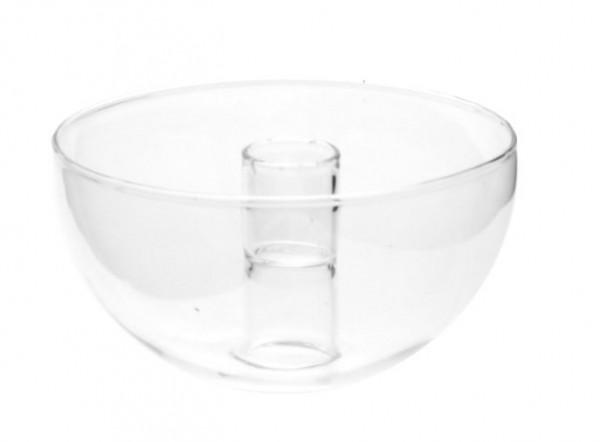 Storefactory Kerzenhalter Sevalla aus Glas