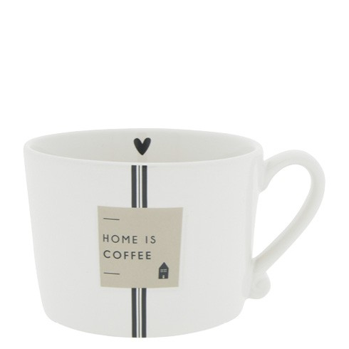 Bastion Collections Cup White / Home ist Coffee