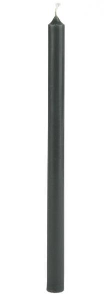 Ib Laursen dünne hohe Kerze, moosgrün, 8 Stück