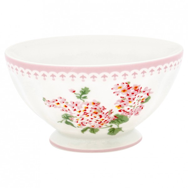 GreenGate Schale / French Bowl Luna white, xlarge