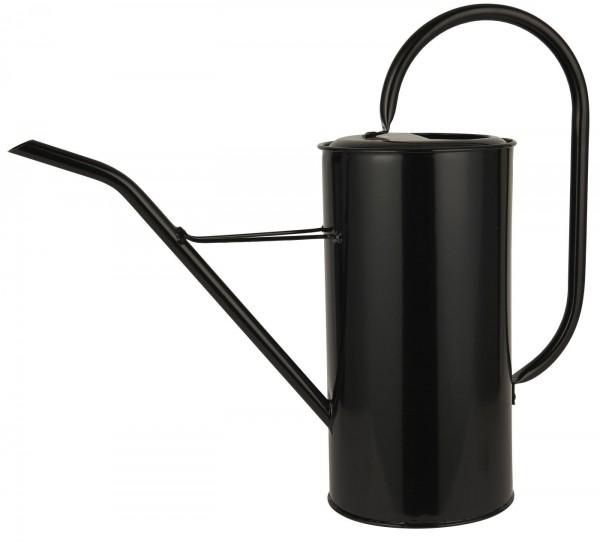 Ib Laursen Gießkanne 2,7 Liter, schwarz