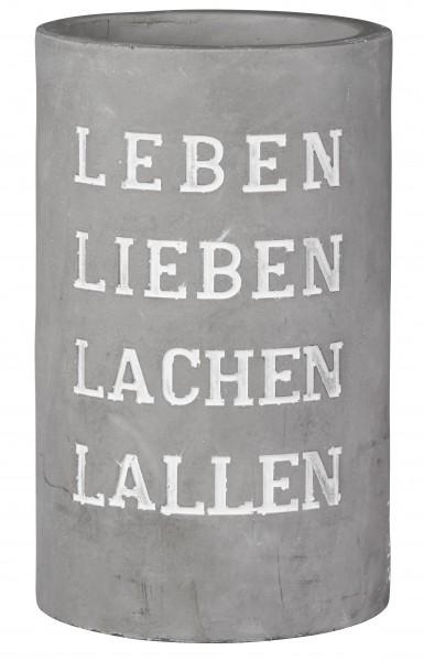 """Räder Weinkühler """"Leben, Lieben, Lachen, Lallen"""""""