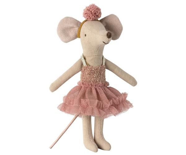 Maileg Maus Dance Mouse Big Sister Mira-Belle, haltosa