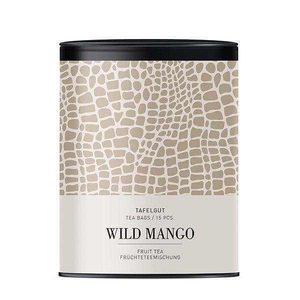 Tafelgut Wild Mango, Früchteteemischung, Teebeutel - Ltd. Edition