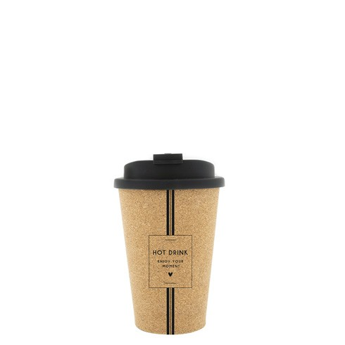 """Coffee-to-Go Becher """"Hot Drink"""""""