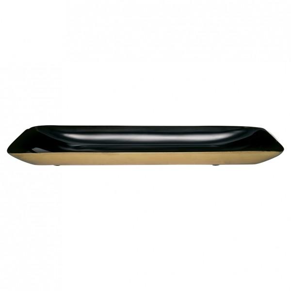 GreenGate Tablett / Tray Square Black