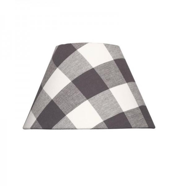 GreenGate Lampe BEA (Schirm & Fuß), warm grey