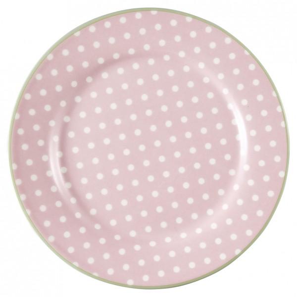 Greengate Teller Spot Pale Pink