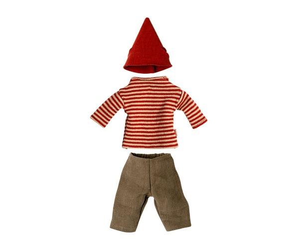 Maileg, Weihnachtskleidung für Medium Maus Boy