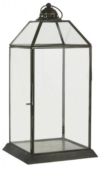 Ib Laursen, Laterne mit schrägem Boden und Glasdach