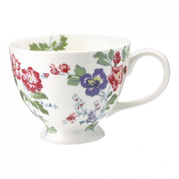 GreenGate Teetasse Isobel White