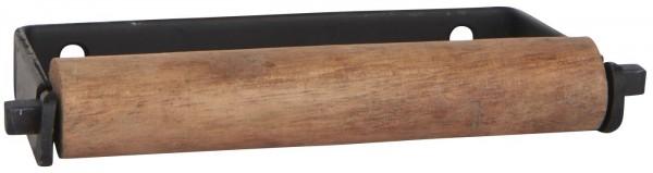 Ib Laursen Toilettenpapierhalter mit Holzrolle, Altum