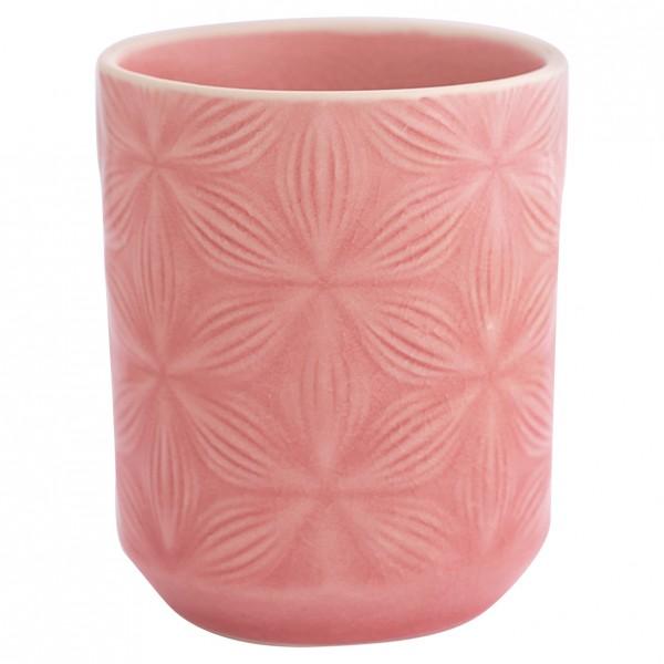 Greengate Cup / Becher, Kallia Pale Pink