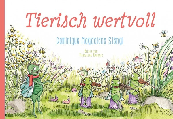 "Kinderbuch/Hörbuch ""Tierisch wertvoll"""