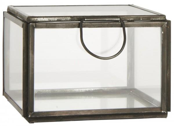 Ib Laursen Kleine Glasbox mit Deckel