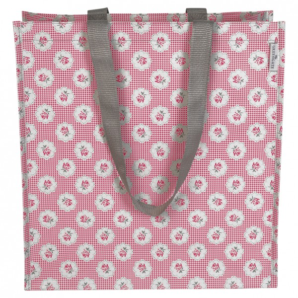 GreenGate Shopper Tammie Red