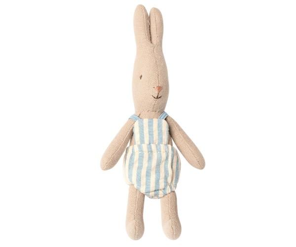 Maileg Micro Rabbit, blau