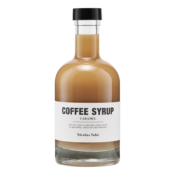 Nicolas Vahé, Kaffeesirup, Karamell