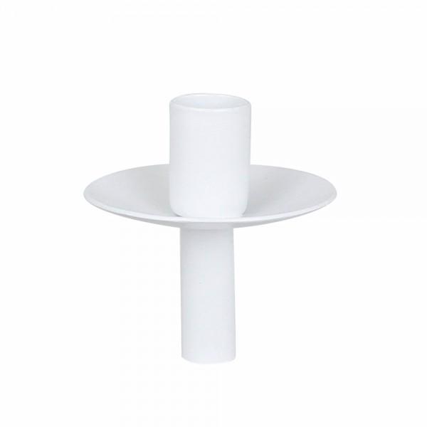Strömshaga Kerzenhalter für Flaschen, Weiß