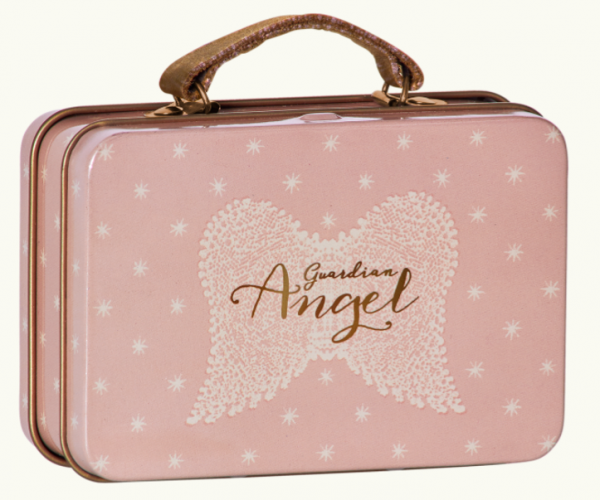 Maileg Suitcase / Metallkoffer Angel Wings