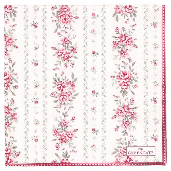 GreenGate Papierserviette Flora Vintage
