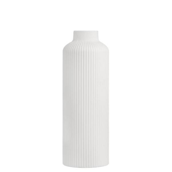 Storefactory Blumenvase Ådala, weiß
