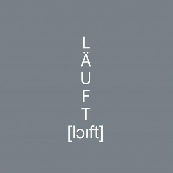 """Räder Kleine Papierserviette """"Läuft"""""""