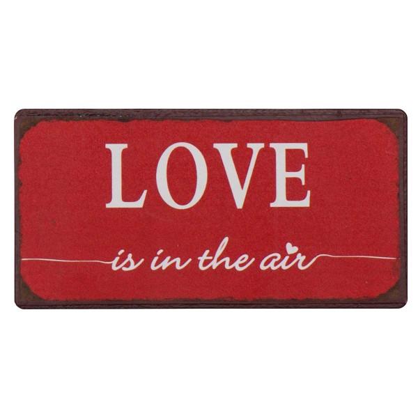 "Ib Laursen Magnet, ""Love is in the air"""