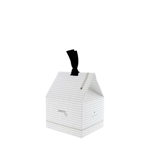 Geschenkbox Stripes