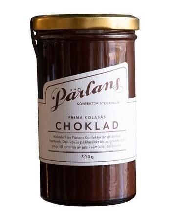 Pärlans Konfektyr Choklad, Karamellsauce, 300 g
