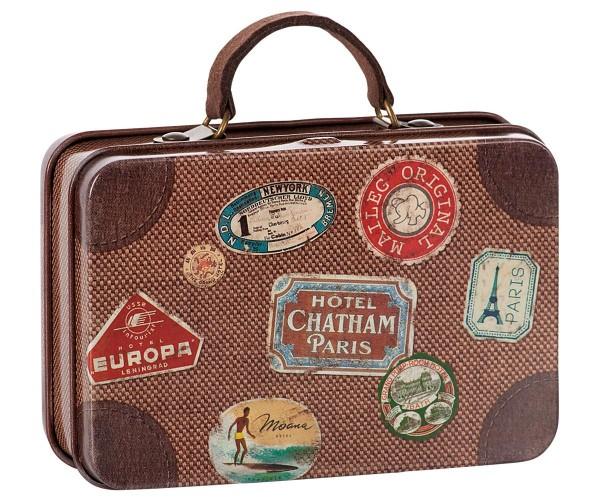 Maileg Suitcase / Metallkoffer Travel