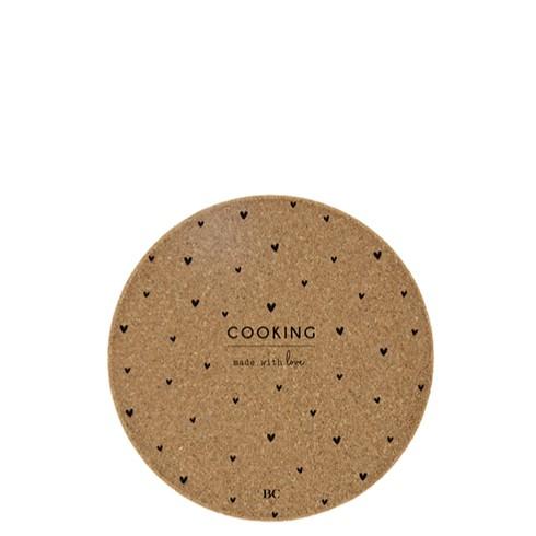 Untersetzer aus Kork, Cooking