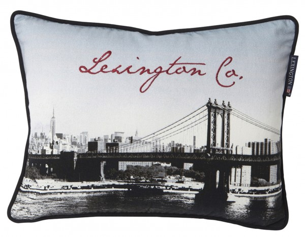 Lexington Photoprint Bridge Sham / Kissen